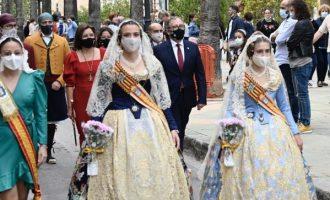 La Diputació estén la mà al món faller de Benicarló i Borriana i col·labora en la reactivació de les festes