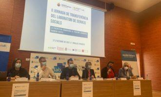 Puerta aposta per la col·laboració institucional per a potenciar l'atenció i les prestacions socials per a les persones vulnerables