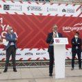"""Martí destaca la fortalesa de Penyagolosa Trails per a """"situar Castelló en l'epicentre de les grans competicions esportives a nivell internacional"""""""