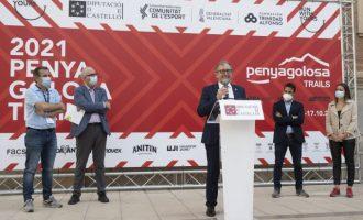 """Martí destaca la fortaleza de Penyagolosa Trails para """"situar a Castellón en el epicentro de las grandes competiciones deportivas a nivel internacional"""""""