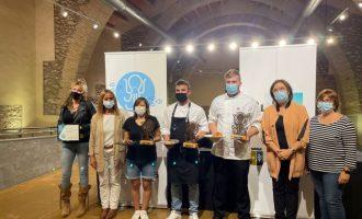 El restaurante Mar Blava gana el primer Concurso del Pinxo de Polp a Caduf i Peix de Llotja de Benicarló