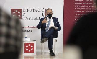 Martí se reúne mañana con las alcaldesas y alcaldes del Alcalatén y Alt Millars para diseñar el presupuesto de 2022
